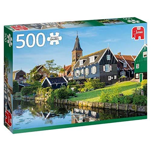Puzzle Jumbo Marken, Holanda de 500 Piezas