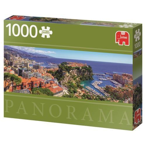 Puzzle Jumbo Monte Carlo, Mónaco de 1000 Piezas