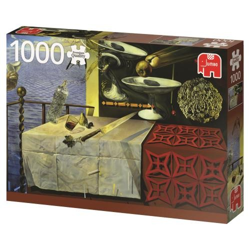 Puzzle Jumbo Naturaleza Muerta de 1000 Piezas