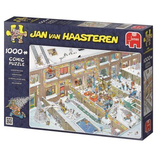 Puzzle Jumbo Nochebuena, Navidad de 1000 Piezas