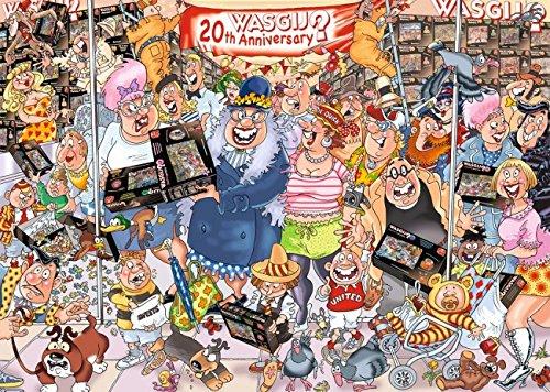 Puzzle Jumbo Original 25 Aniversario de 1000 Piezas