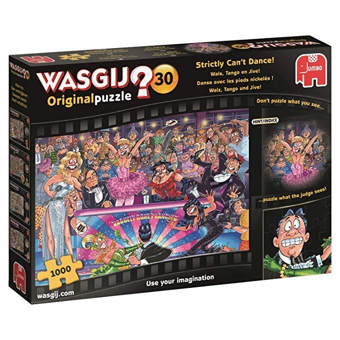Puzzle Jumbo Original Concurso de Tango de 1000 Piezas