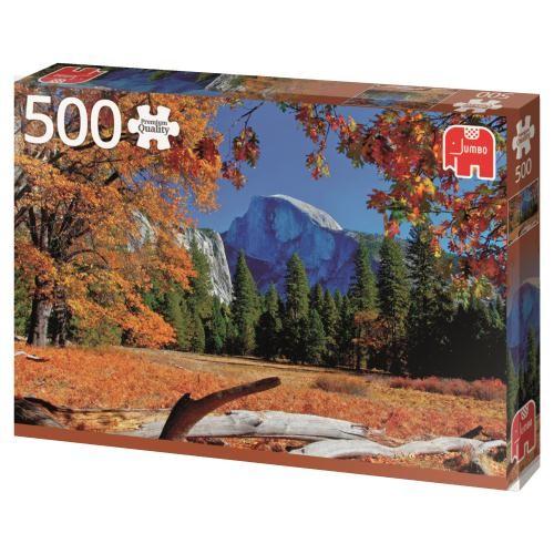 Puzzle Jumbo Parque Nacional Yosemite, USA de 500 Piezas