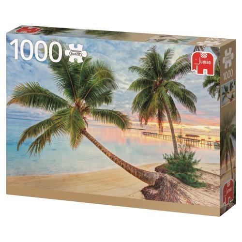 Puzzle Jumbo Polinesia Francesa de 1000 Piezas