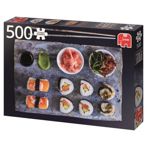 Puzzle Jumbo Sushi de 500 Piezas