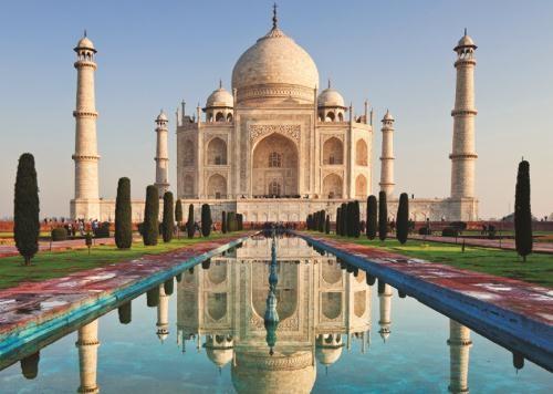 Puzzle Jumbo Taj Mahal, India de 1000 Piezas