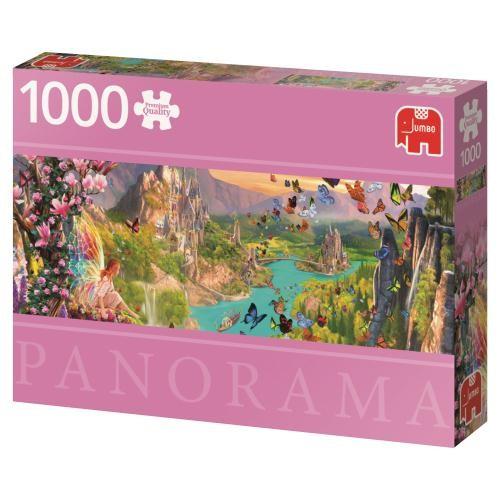 Puzzle Jumbo Tierra de Hadas de 1000 Piezas