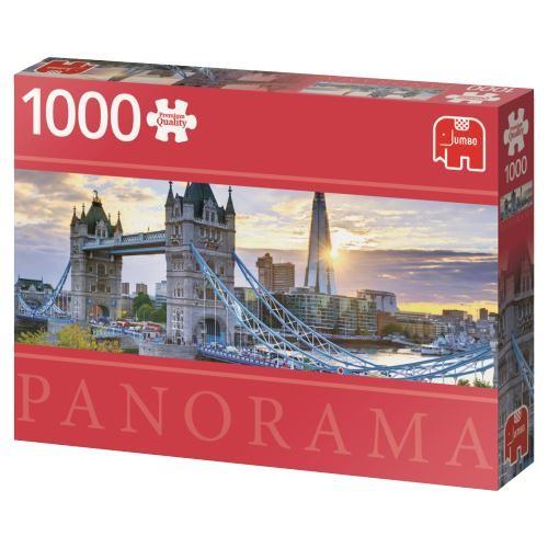 Puzzle Jumbo Tower Bridge, Londres de 1000 Piezas