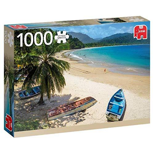 Puzzle Jumbo Trinidad y Tobago de 1000 Piezas