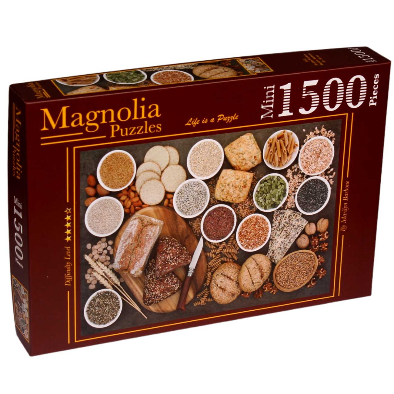 Puzzle Magnolia Cocina Saludable MINI de 1500 Piezas