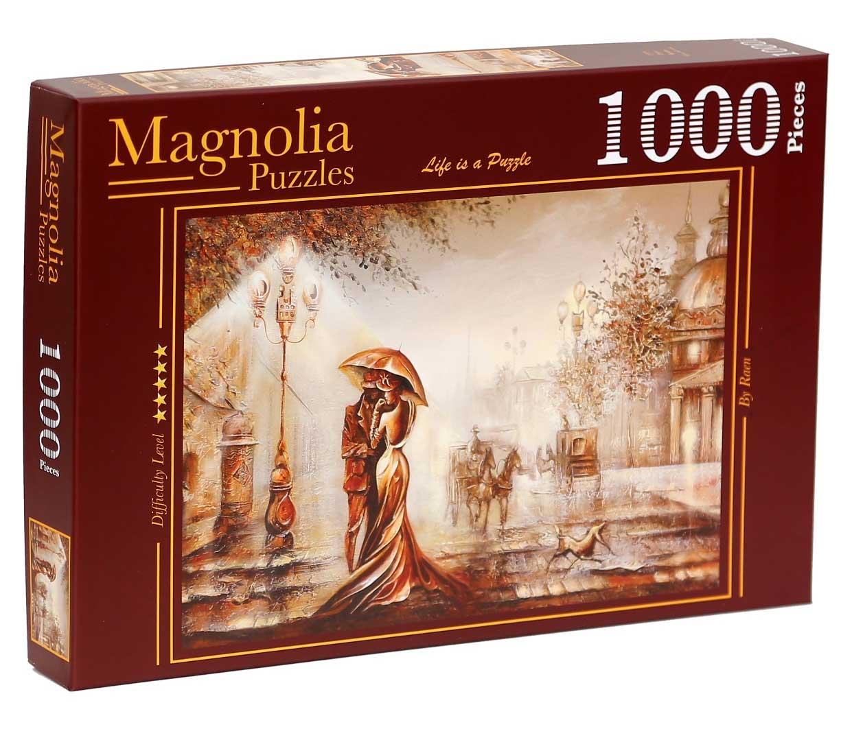 Puzzle Magnolia La Cita de 1000 Piezas