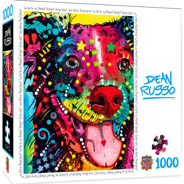 Puzzle MasterPieces Quién es Un Buen Chico de 1000 Piezas