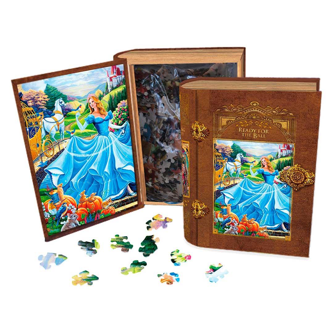 Puzzle MasterPieces Cenicienta de 1000 Piezas