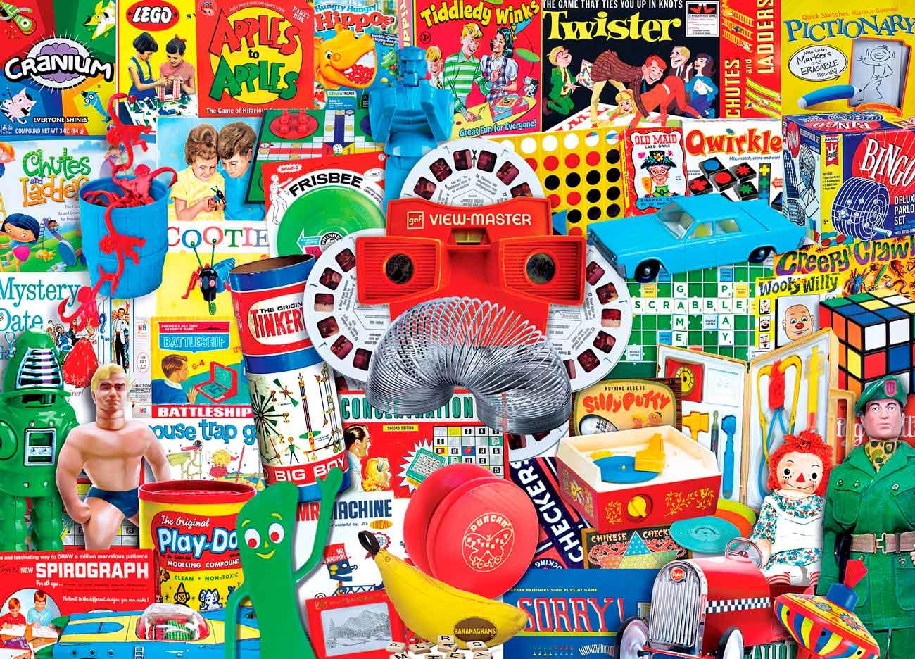 Puzzle MasterPieces Deja que los Buenos Tiempos Pasen de 1000 P