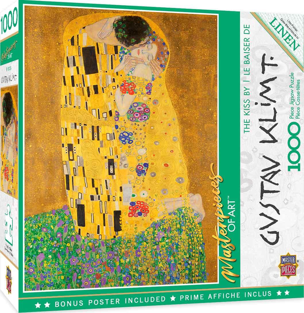 Puzzle MasterPieces El Beso de 1000 Piezas