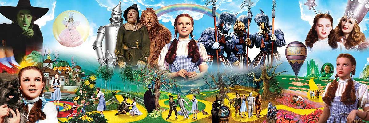Puzzle MasterPieces El Mago de Oz de 1000 Piezas