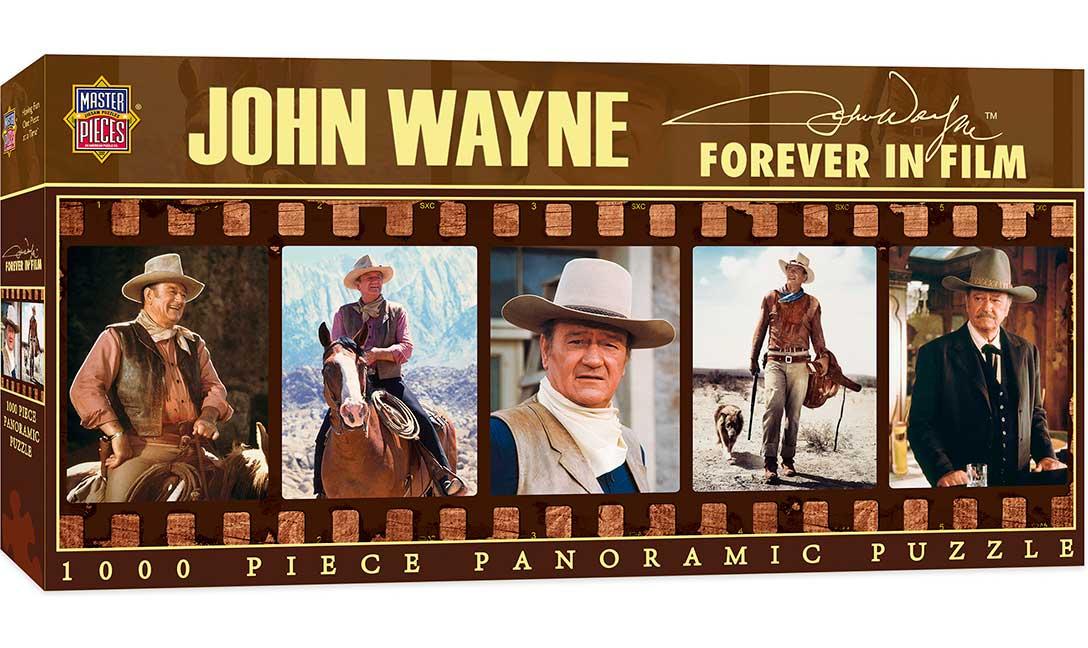 Puzzle MasterPieces John Wayne de 1000 Piezas