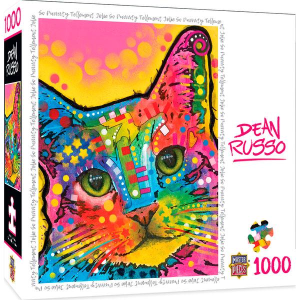 Puzzle MasterPieces Lindo Gatito de 1000 Piezas