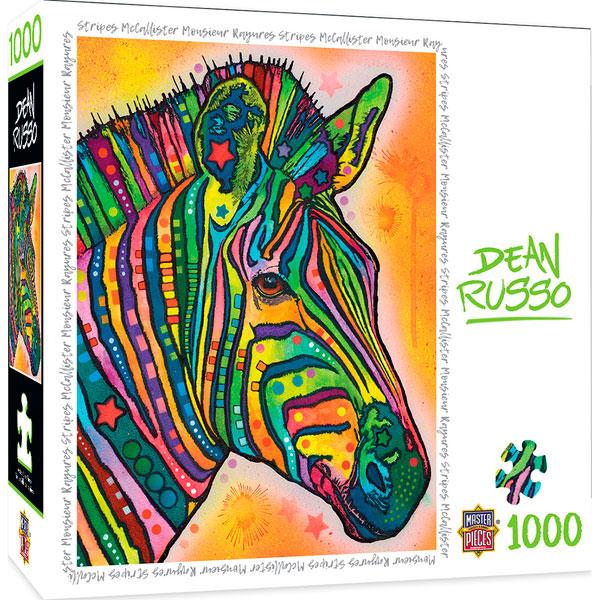 Puzzle MasterPieces Rayas McCalister de 1000 Piezas