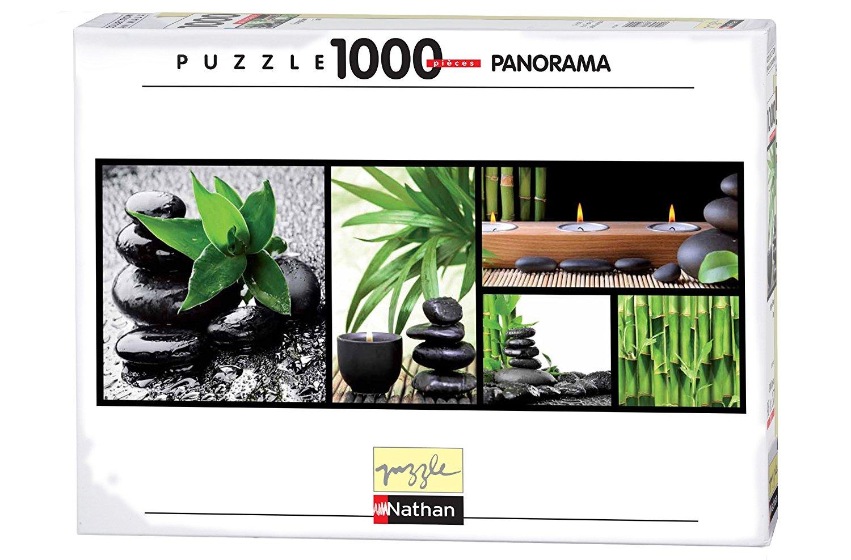 Puzzle Nathan Composición Zen de 1000 Piezas