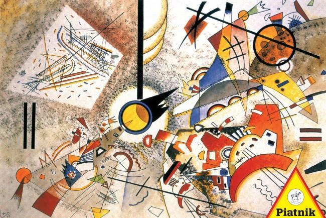 Puzzle Piatnik Acuarela, 1923 de 1000 Piezas