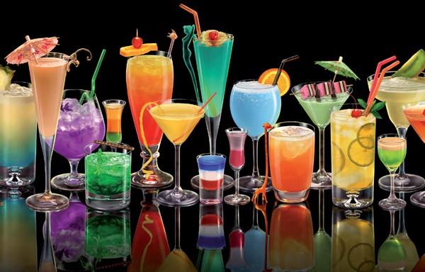 Puzzle Piatnik Cocktails de 1000 Piezas