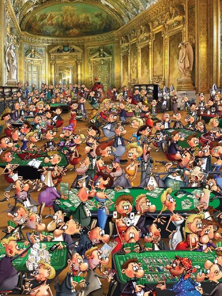 Puzzle Piatnik El Casino de 1000 Piezas