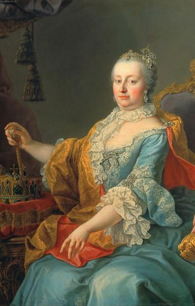 Puzzle Piatnik Emperatriz María Teresa de 1000 Piezas