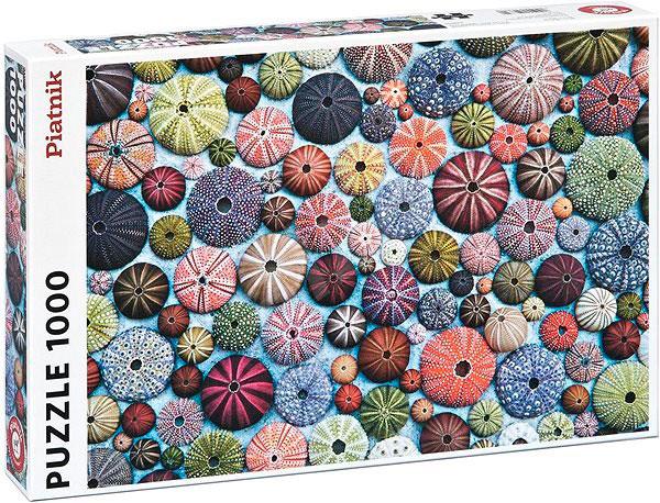 Puzzle Piatnik Erizos de Mar de 1000 Piezas