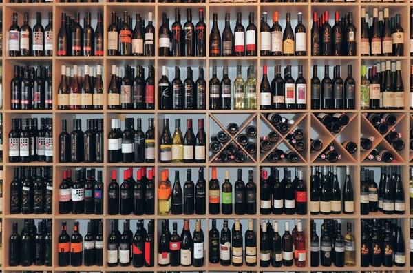 Puzzle Piatnik Galería de Vinos de 1000 Piezas