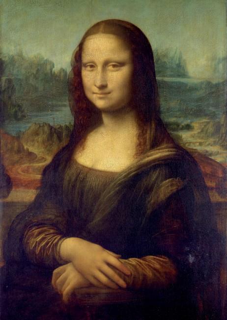 Puzzle Piatnik La Mona Lisa, Gioconda de 1000 Piezas