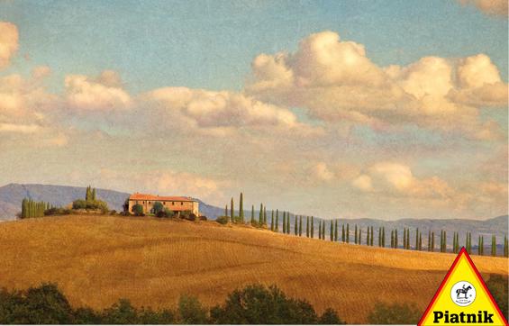 Puzzle Piatnik La Toscana de 1000 Piezas