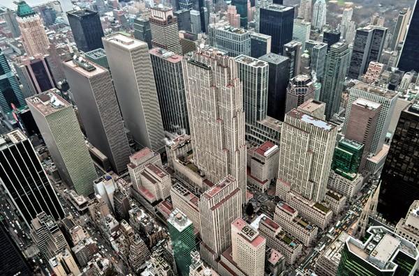 Puzzle Piatnik Vista Aérea de Nueva York de 1000 Piezas