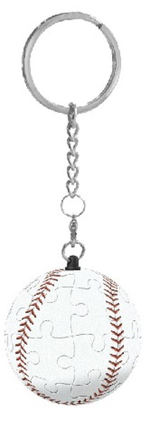 Puzzle Pintoo 3D Llavero Baseball de 24 Piezas