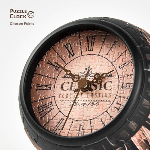 Puzzle Pintoo 3D Reloj Forever Lasting de 145 Piezas