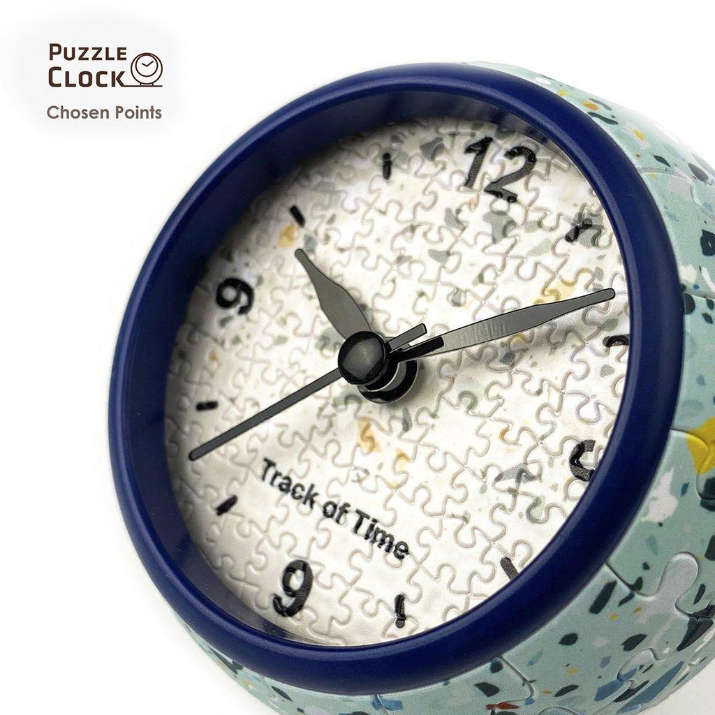 Puzzle Pintoo 3D Reloj Time Memory de 145 Piezas