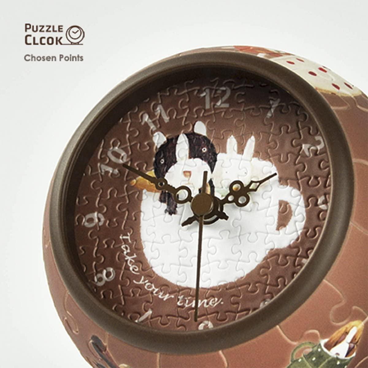 Puzzle Pintoo 3D Reloj Tómate tu Tiempo de 145 Piezas