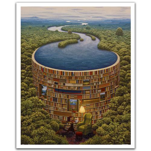Puzzle Pintoo Bibliodame de 2000 Piezas