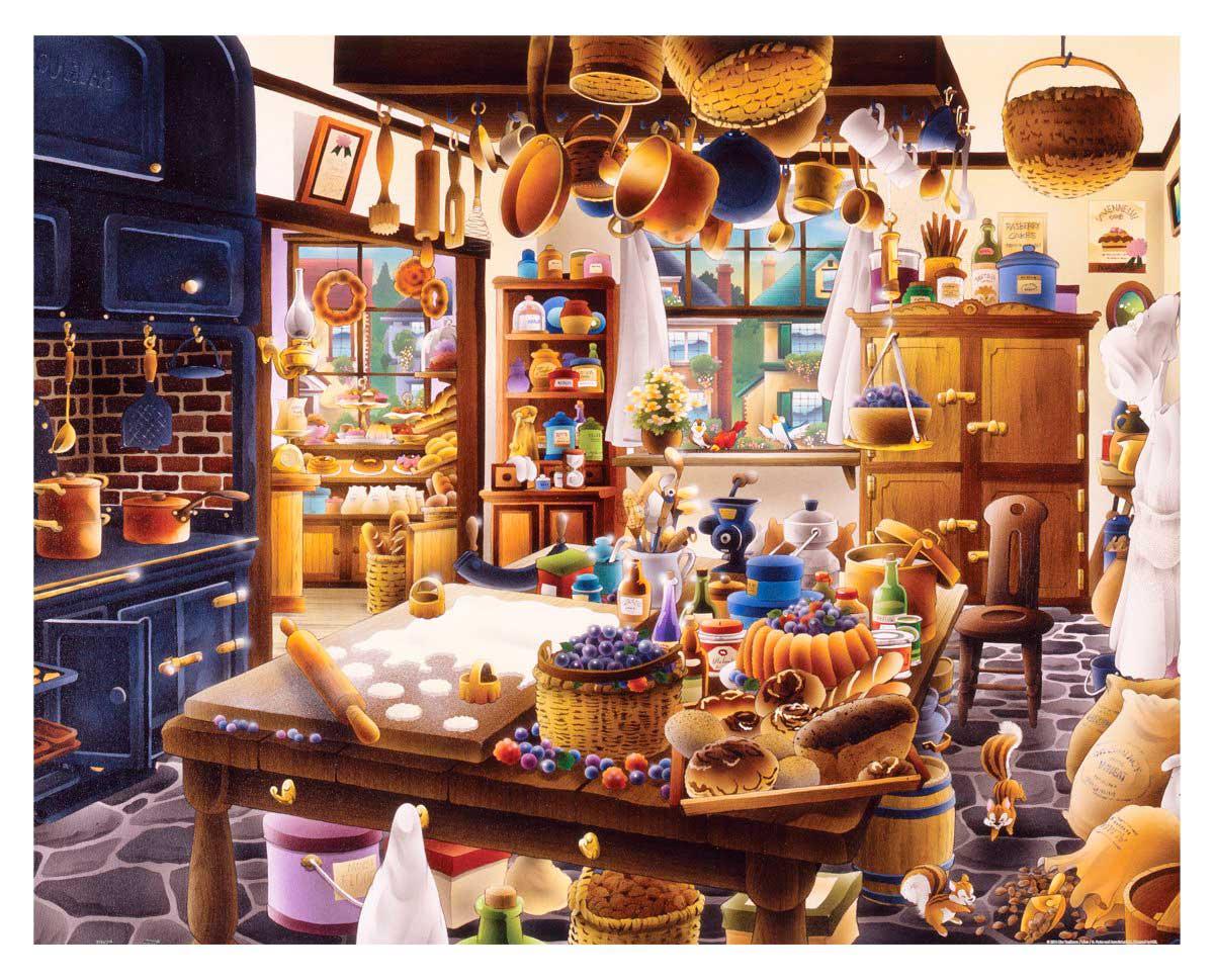 Puzzle Pintoo La Panadería de 2000 Piezas
