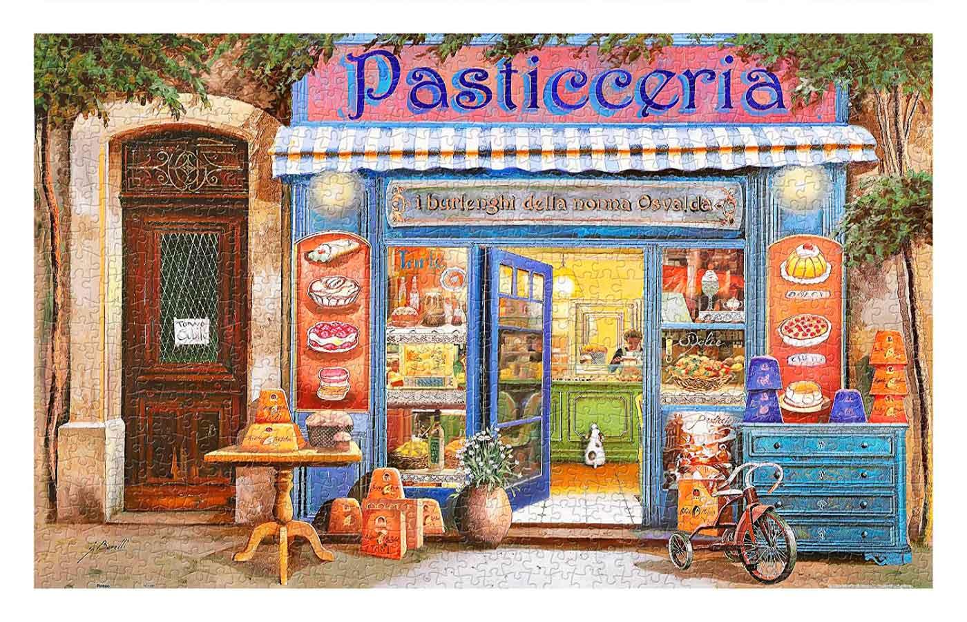Puzzle Pintoo La Pastelería de 1000 Piezas