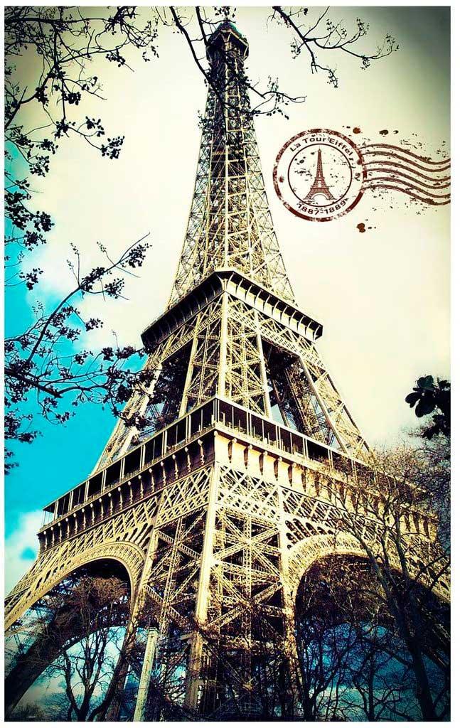 Puzzle Pintoo Torre Eifeel de 4000 Piezas