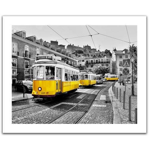 Puzzle Pintoo Tranvías en Lisboa de 500 Piezas