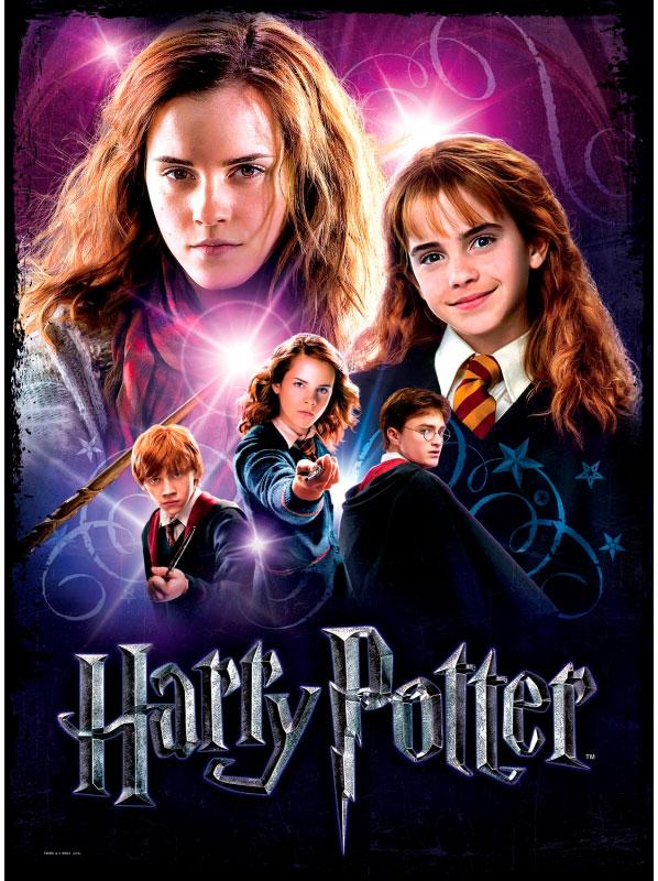 Puzzle Poster Wrebbit Hermione Granger de 500 Piezas