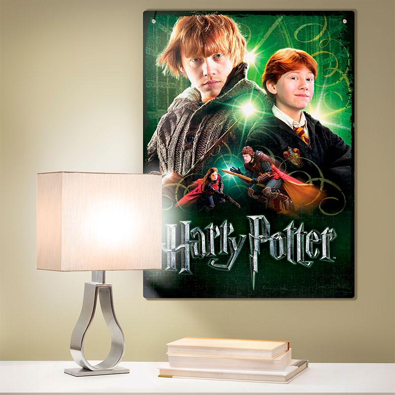 Puzzle Poster Wrebbit Ron Weasly de 500 Piezas