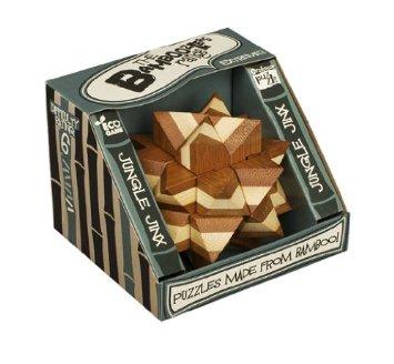 Puzzle Profesor Puzzle Jungle Jinx