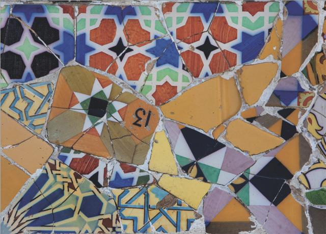 Puzzle Puzzelman Barcelona de 1000 Piezas