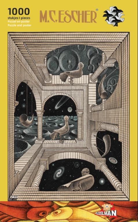 Puzzle Puzzelman Otro Mundo de 1000 Piezas