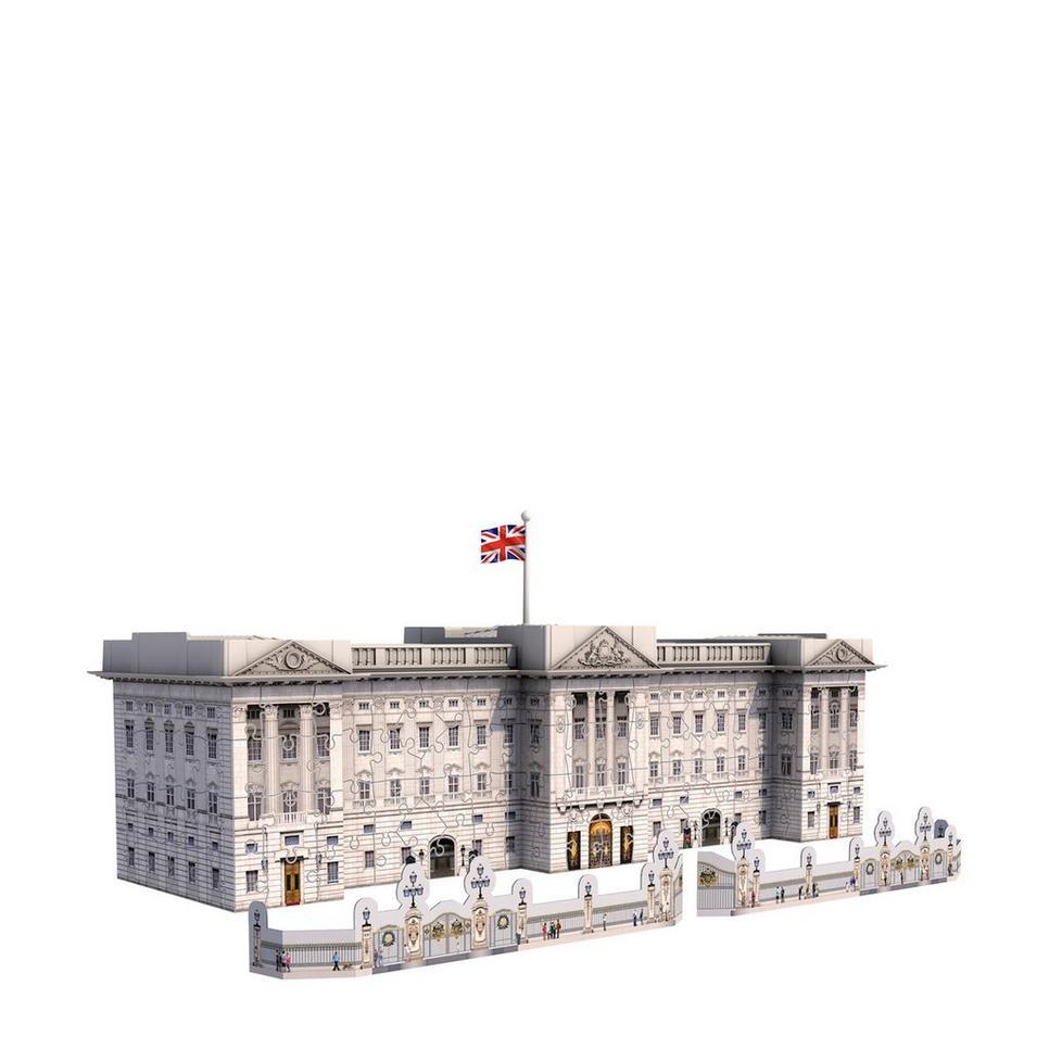 Puzzle Ravensburger 3D Buckingham Palace de 216 Piezas