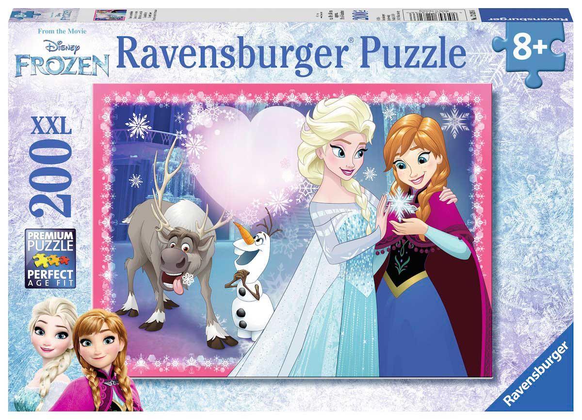Puzzle Ravensburger Afecto entre Hermanas XXL de 200 Pzs