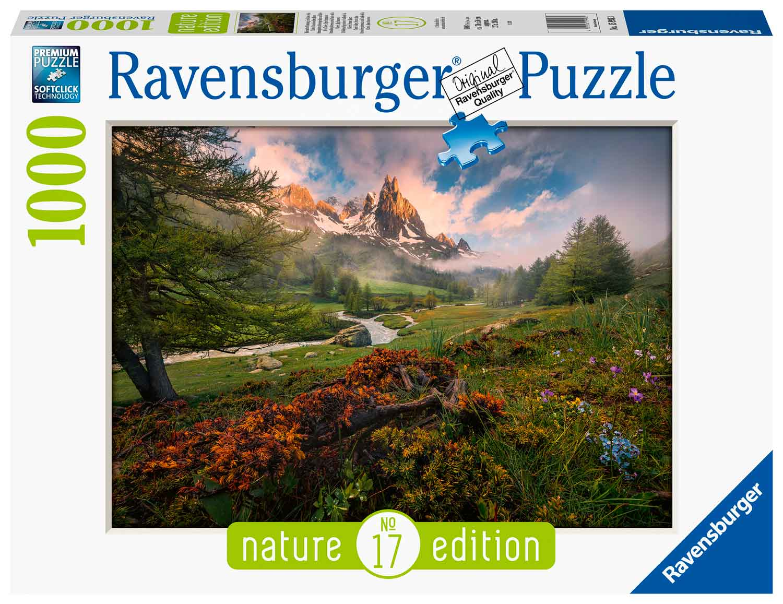 Puzzle Ravensburger Ambiente Pintoresco de 1000 Piezas